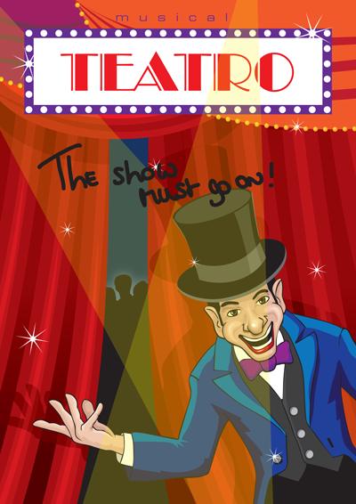 Afscheidsmusicals - Teatro