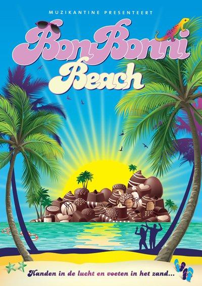 Afscheidsmusicals - Bon Bonni Beach