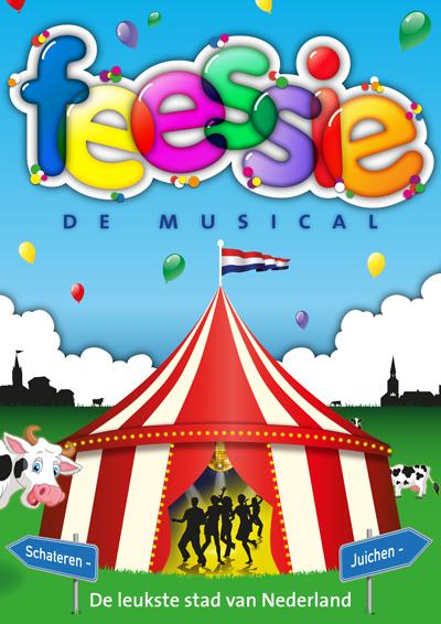 afbeelding Feessie - de musical