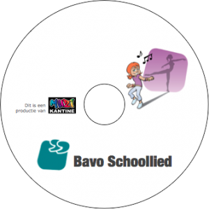 Bavo schoollied CD