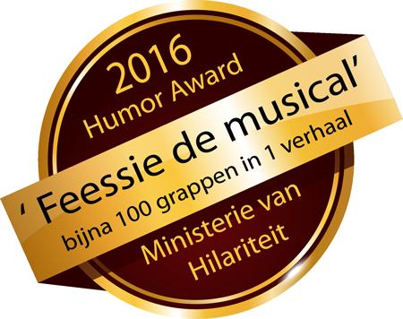 Afbeelding van Humor award