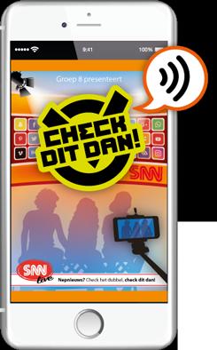 Afbeelding van Check Dit Dan ingesproken app